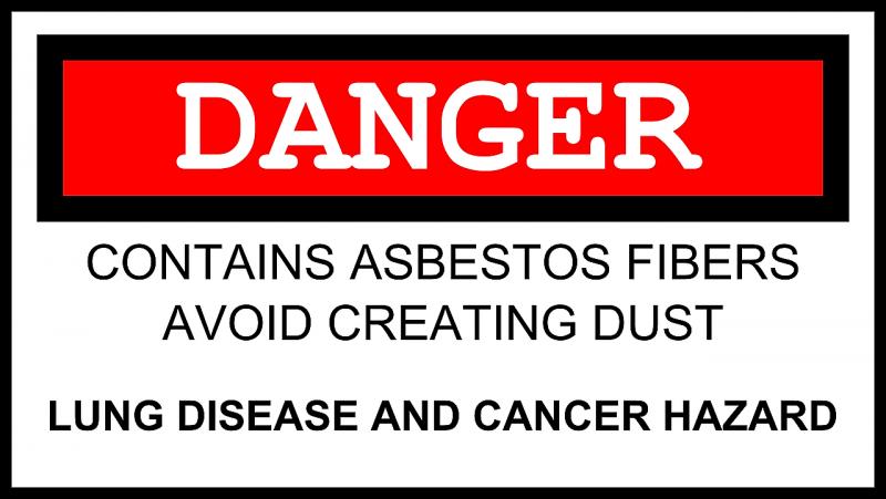 El asbesto