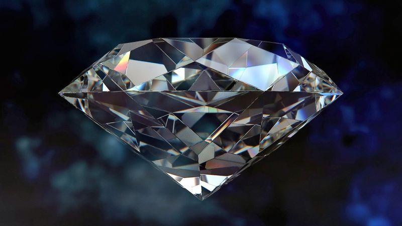 formacion del diamante
