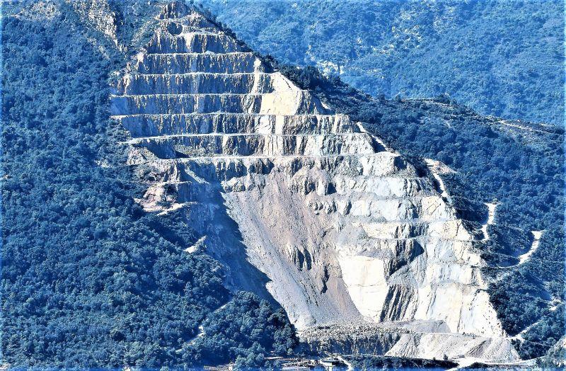 Caliza Características, formación, tipos, usos, yacimientos Roca