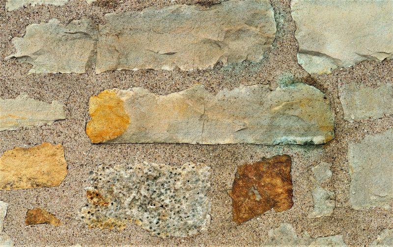 Rocas y minerales busca y encuentra informaci n de - Tipos de mamposteria de piedra ...